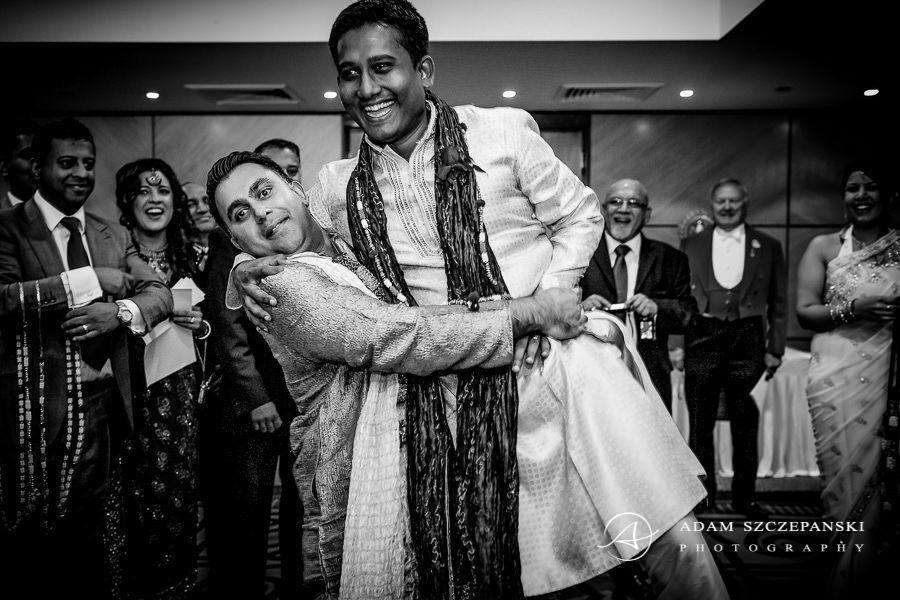 asian wedding in london
