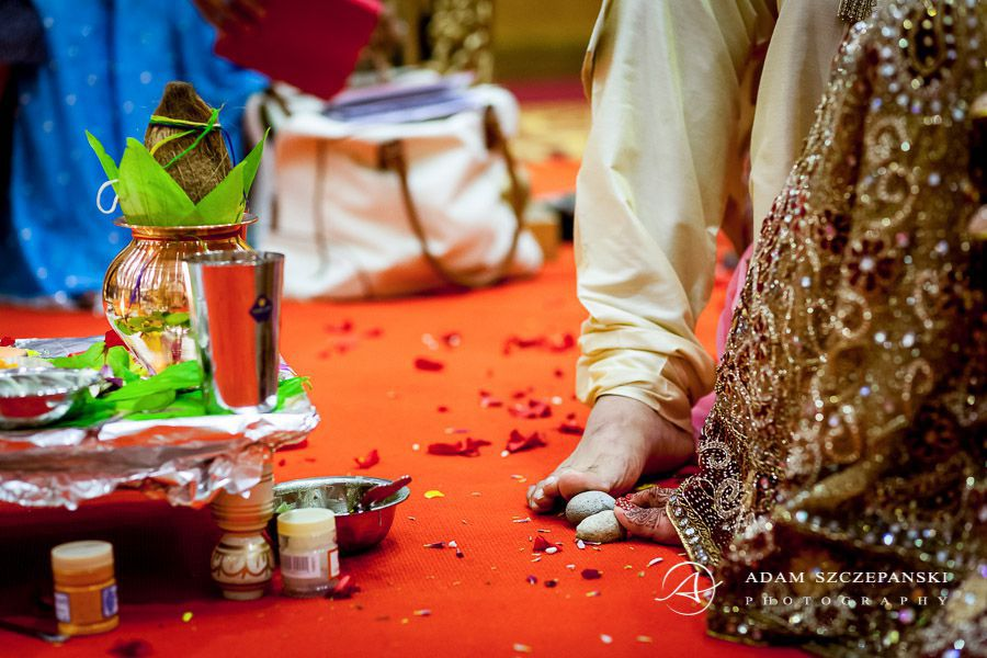 Asian Wedding Photographer asian wedding the traditions during ceremony