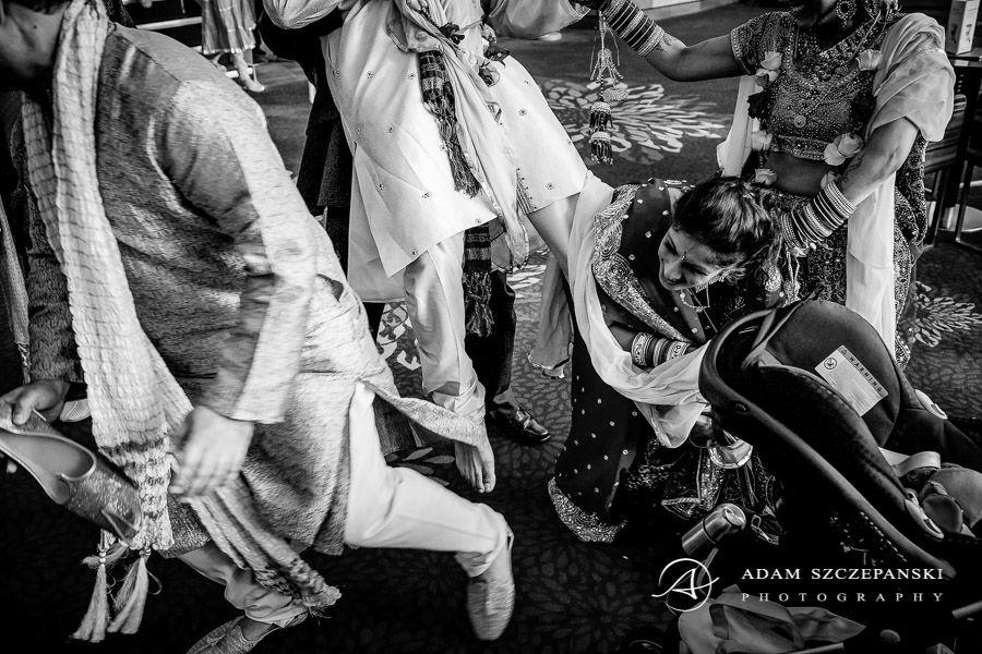 Asian Wedding Photographer wedding day of nima and karan