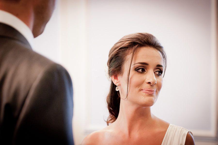 bride Nadia portrait
