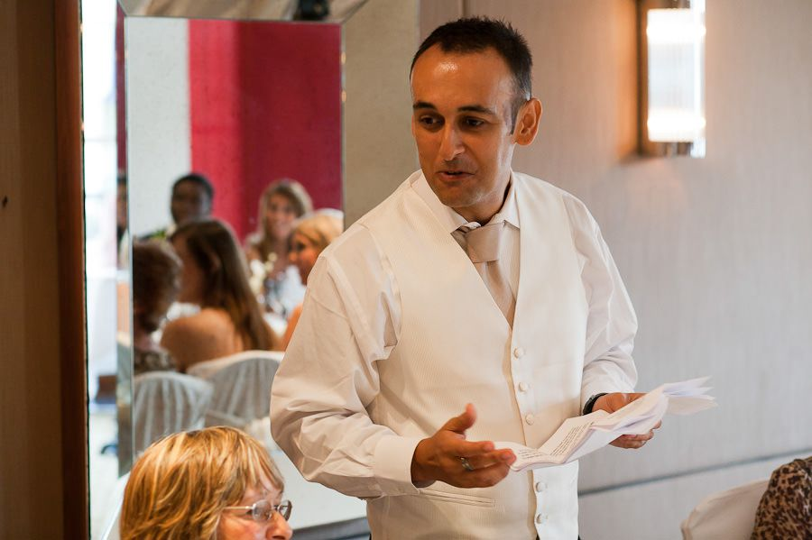speech on the wedding party in lancaster hotel