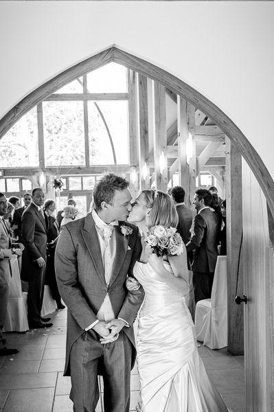 wedding ceremony in hampshire