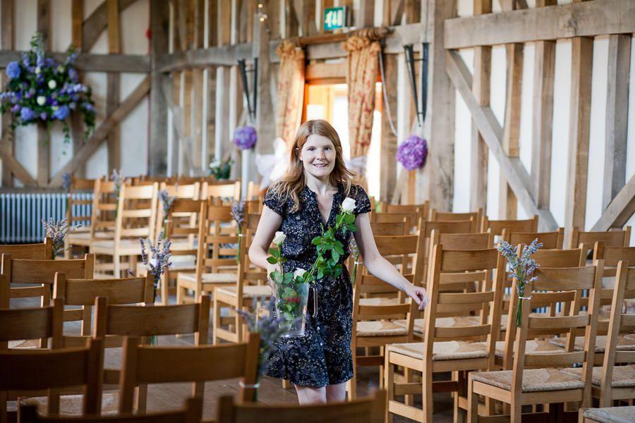 Gate Street Barn Wedding Photography in Surrey