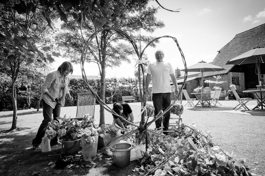 Gate Street Barn Wedding Photography | Kristen + Tom 5