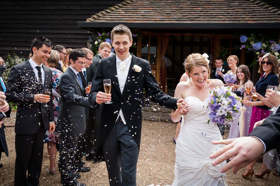 Gate Street Barn Wedding Photography | Kristen + Tom 57
