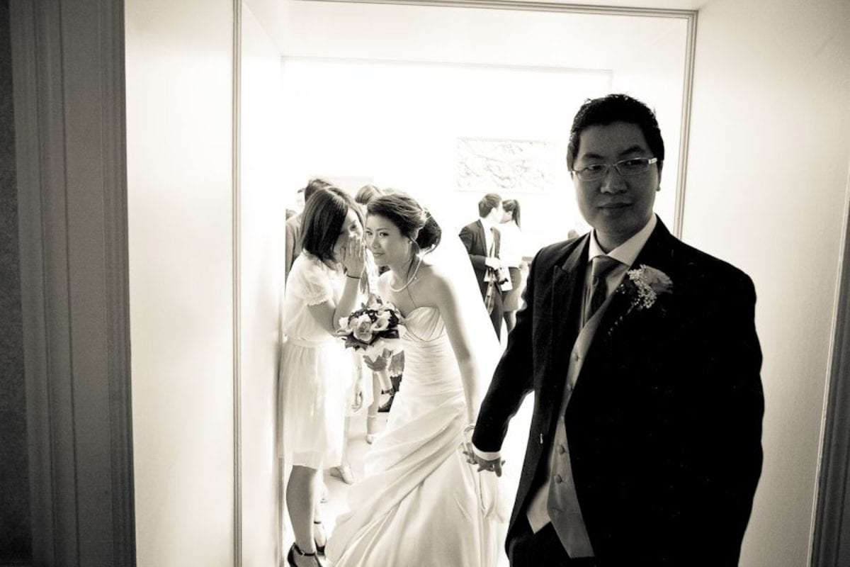 london wedding annie and chang