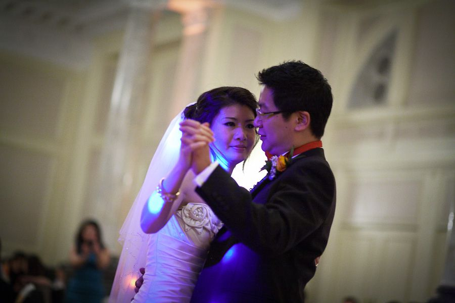 asian wedding in london - annie and chang