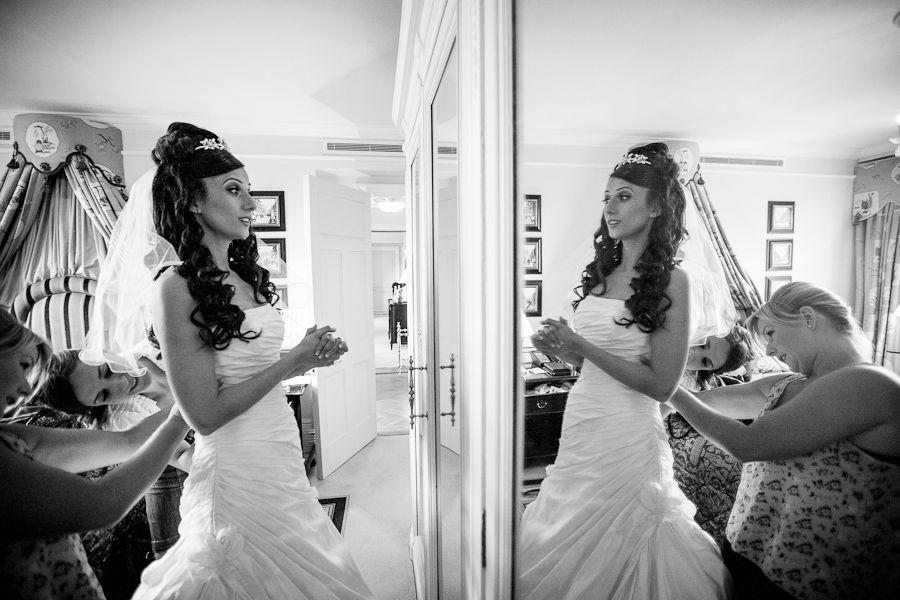 wedding photography in mandarin oriental hotel