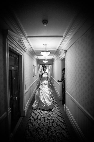 bride cey in the mandarin oriental hotel london