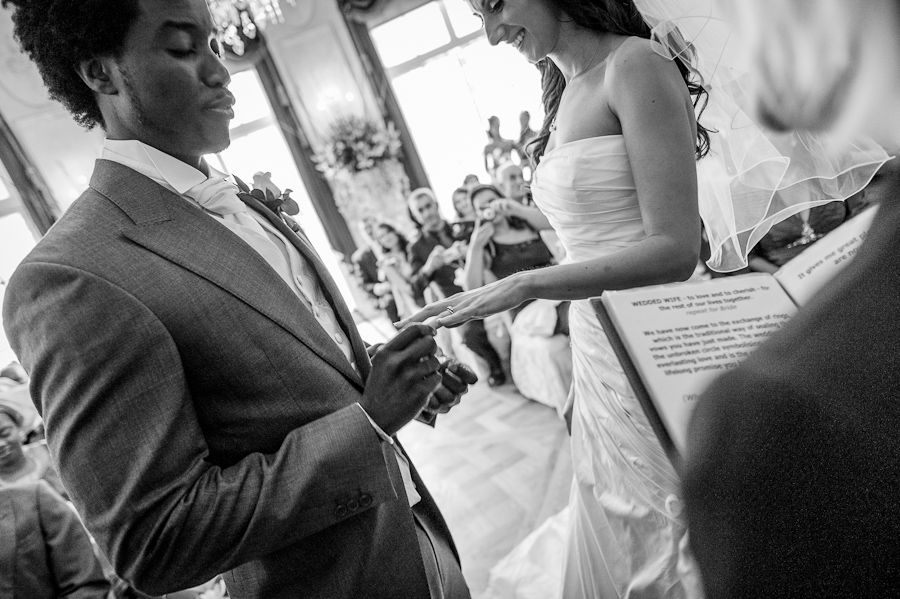 london wedding photography in the mandarin oriental hotel