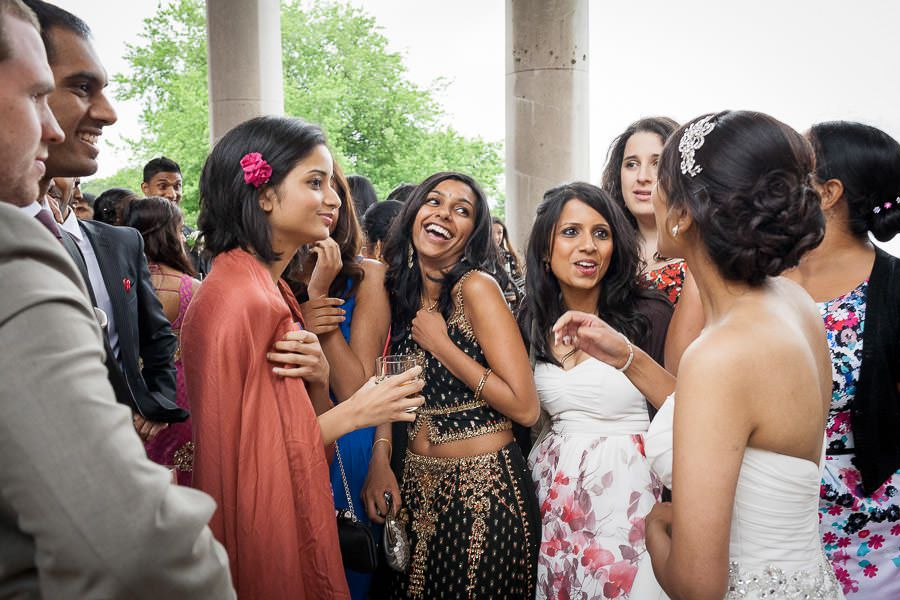 asian wedding in osterley park house in london