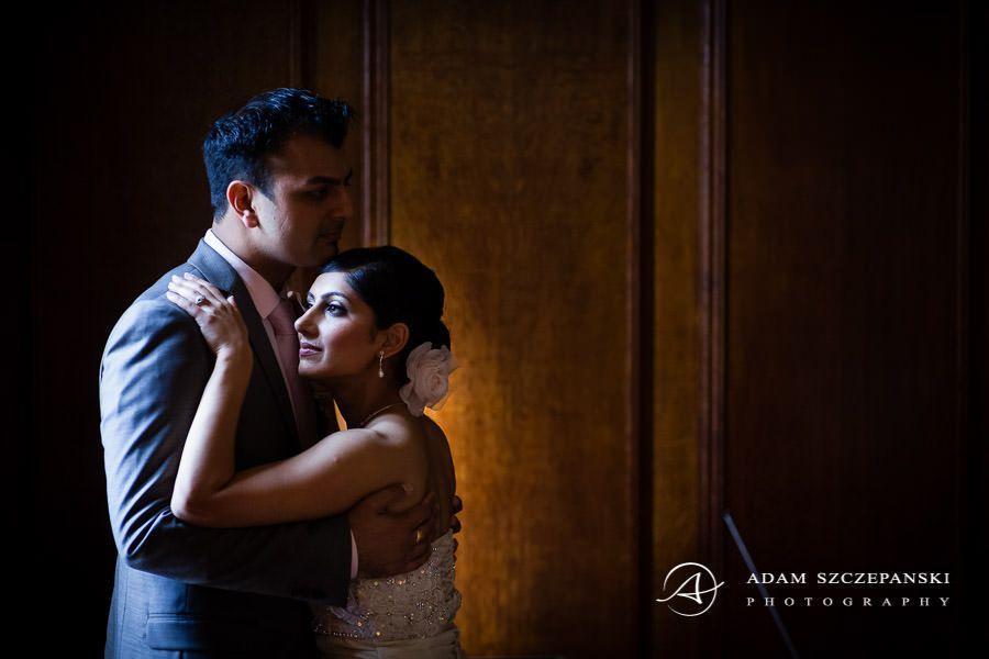 hugged couple nima and karan