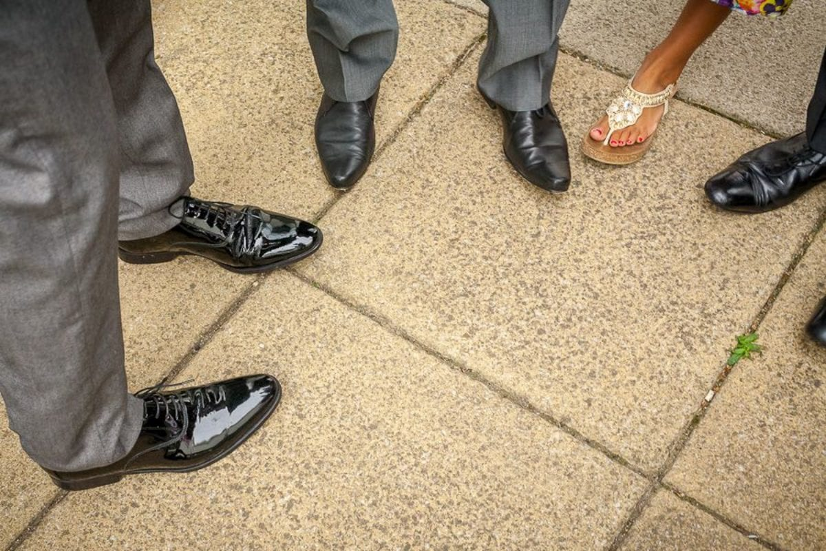 wedding guests shoes