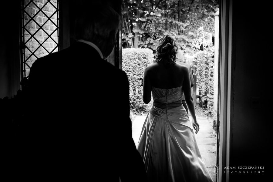 photography of the bride
