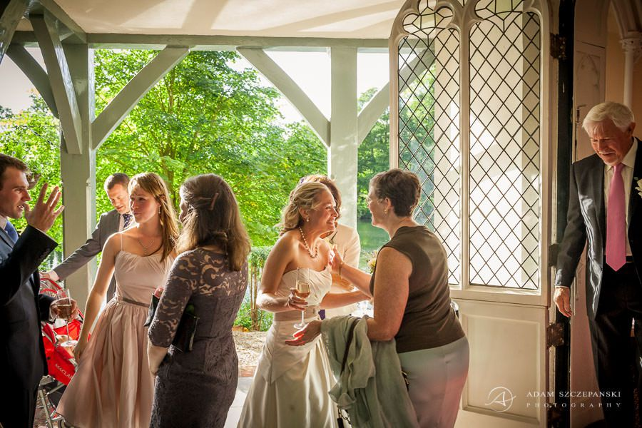 wedding photography from the cliveden house hotel in london