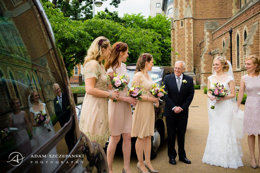 photography of the bridesmaids