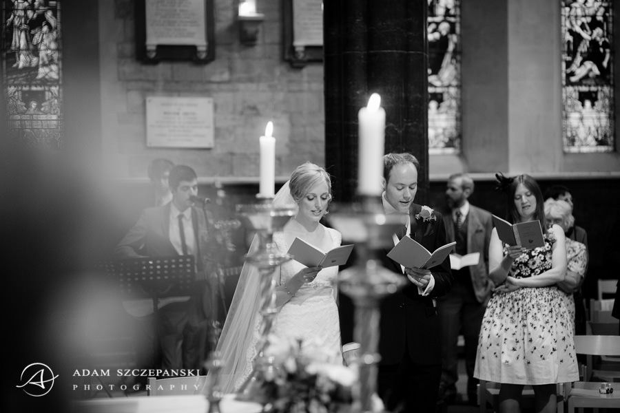 london wedding ceremony