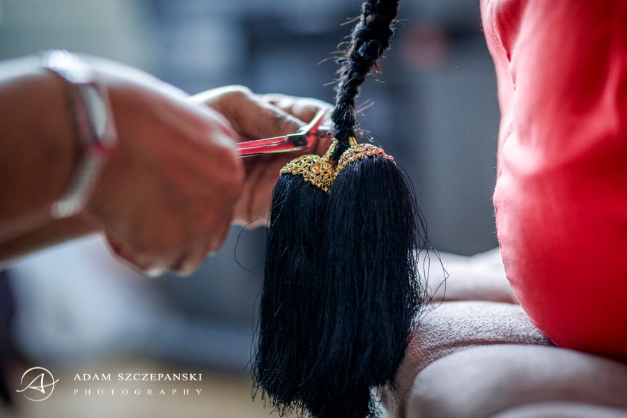asian traditional haircut