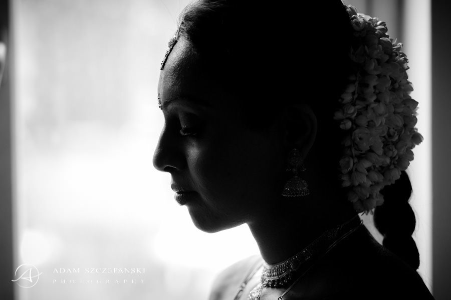 asian bride picture by Adam the wedding photographer