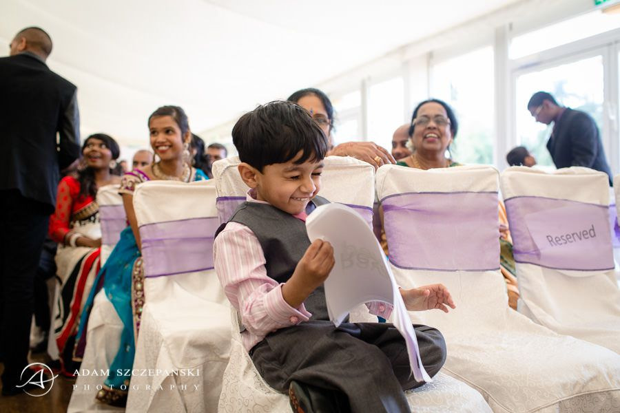 manga and thars asian wedding in surrey