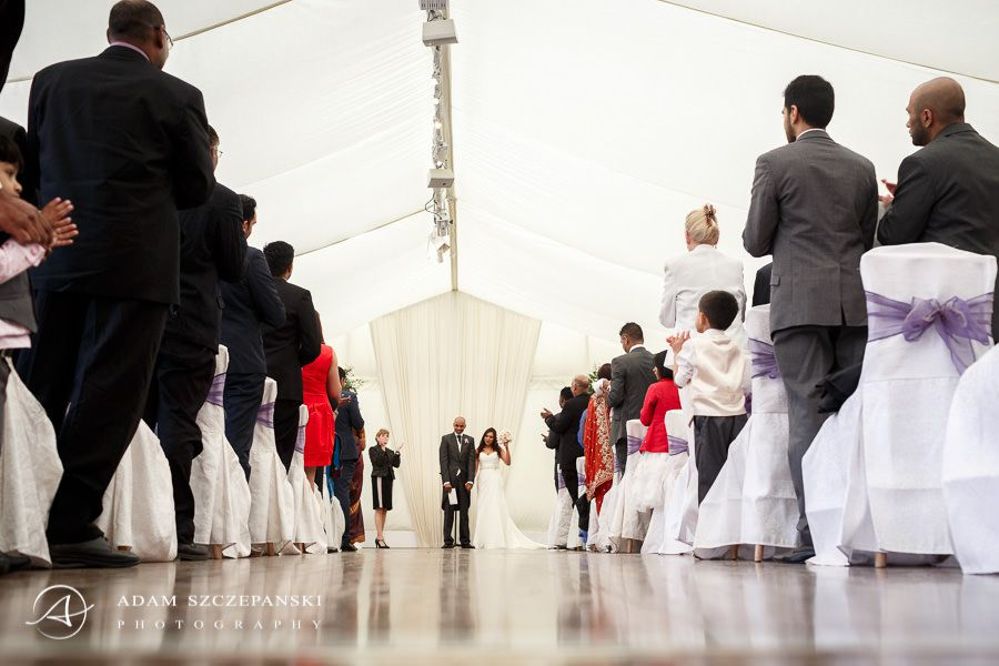 photography of the asian wedding ceremony surrey