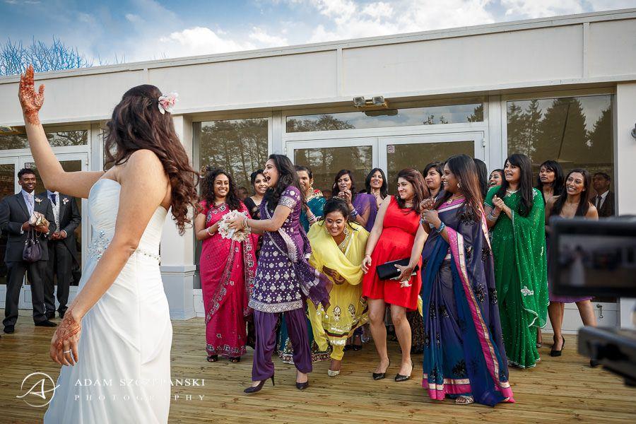 painshill park asian wedding photography