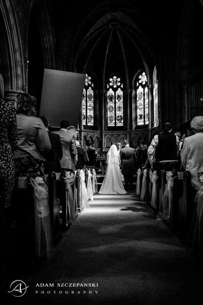 wedding ceremony of sam and tom