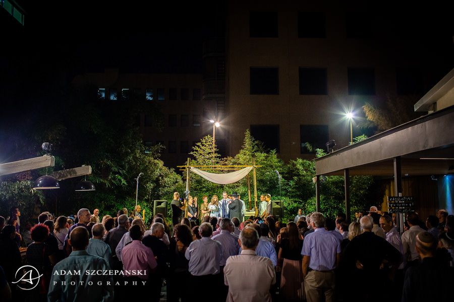 jewish wedding ceremony tel aviv