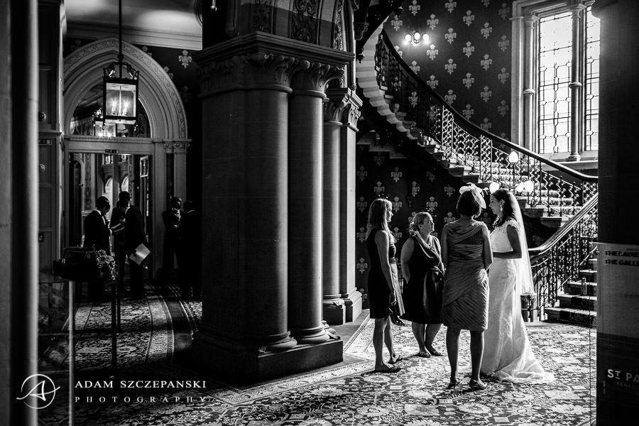 St Pancras Renaissance Hotel in london