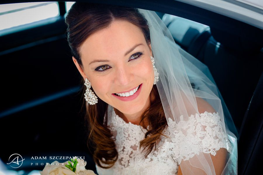 beautiful bride ann