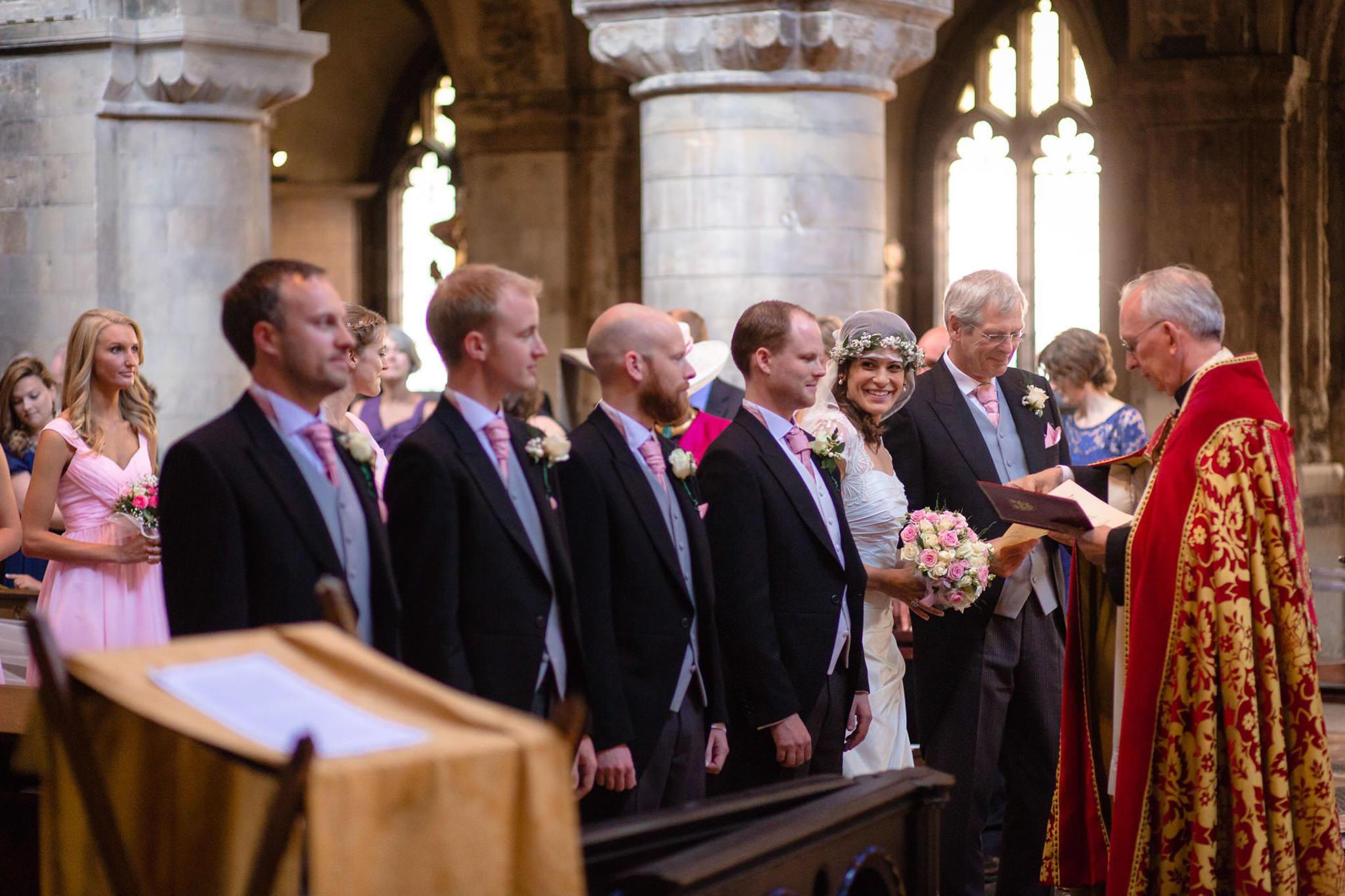 St. Pancras Renaissance hotel wedding pries reading