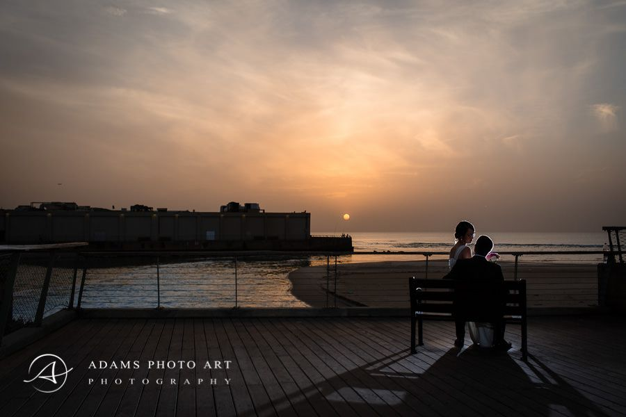 destination wedding photography from israeli beach