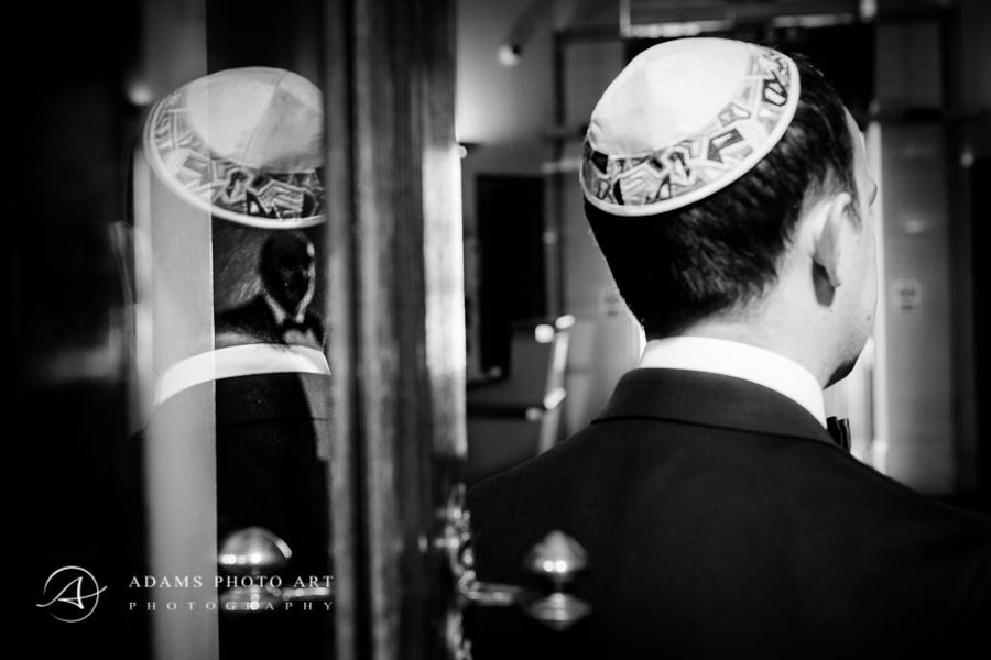 picture from the london jewish wedding