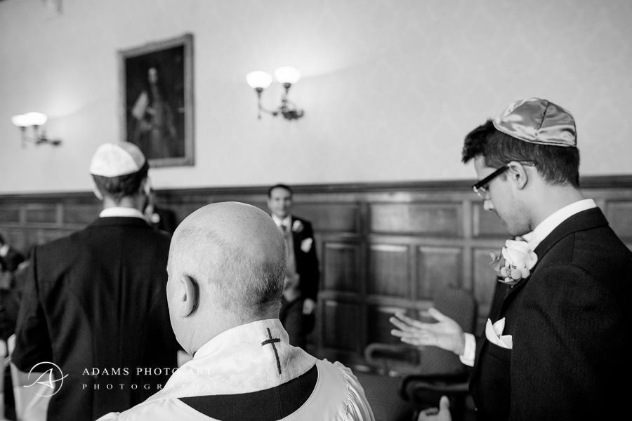 jewish and catholic wedding