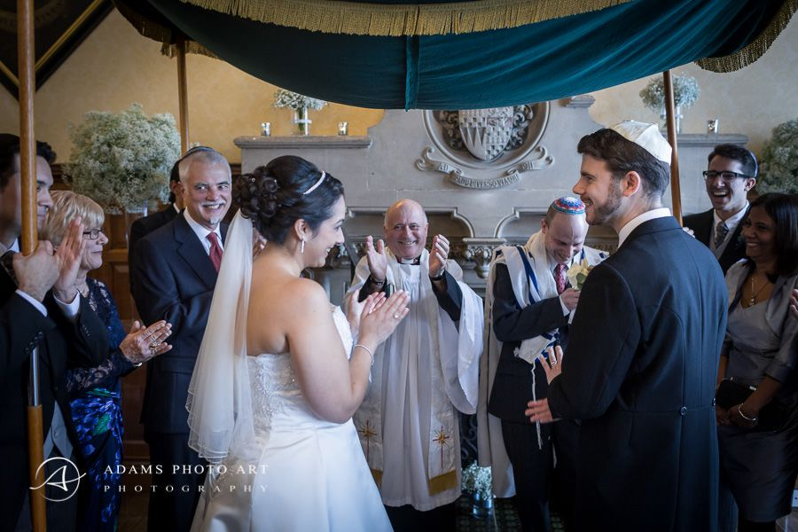 part jewish part catholic wedding ceremony
