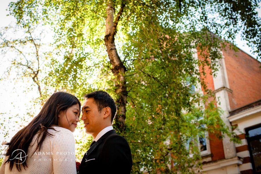 romantic couple photo session richmond