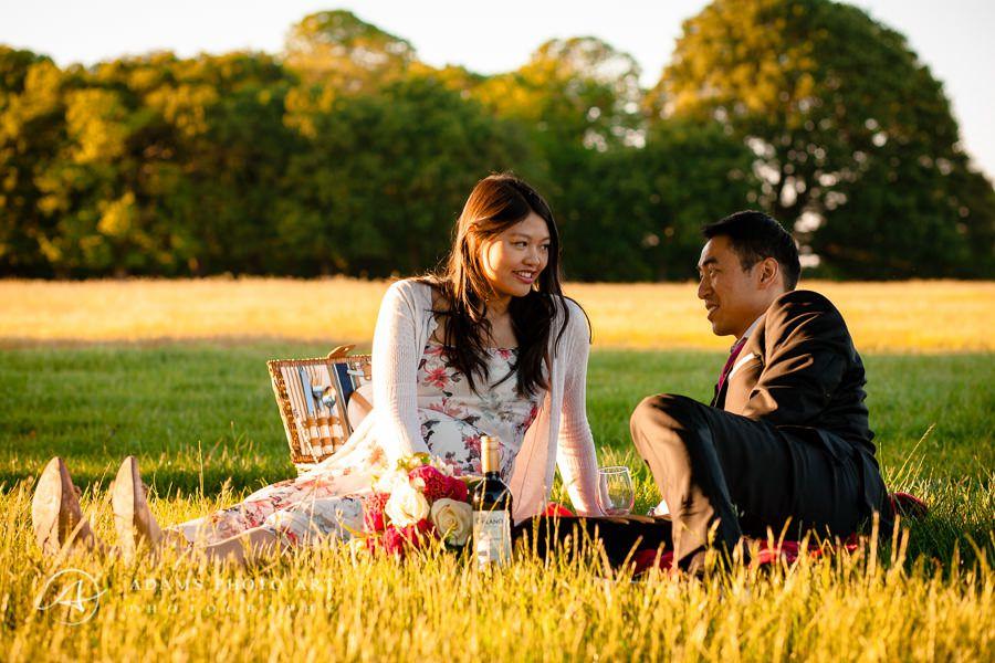 richmond couple photo session