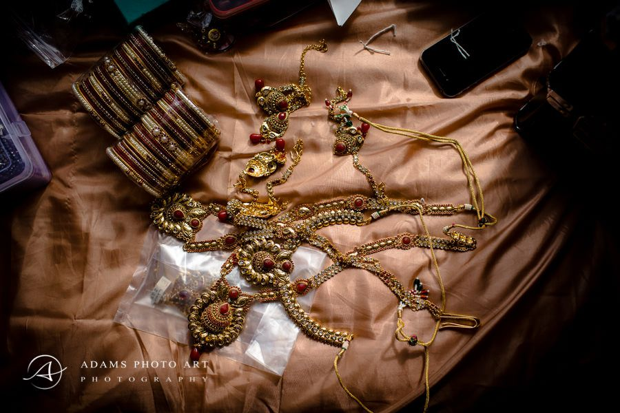 asian ornamentations for the wedding