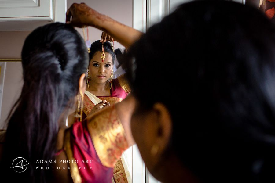 preparations to the tamil wedding