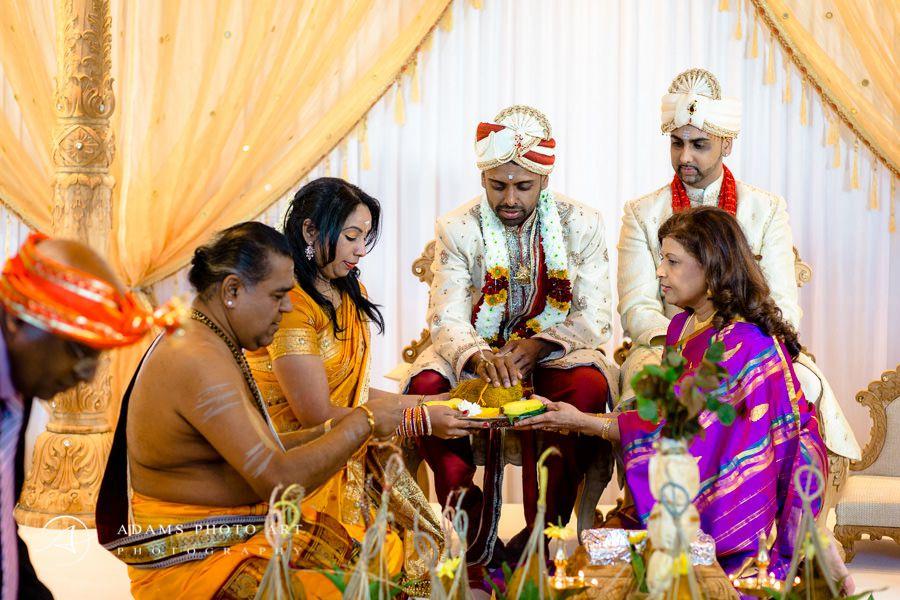 bharkavy and edwin wedding photo in london