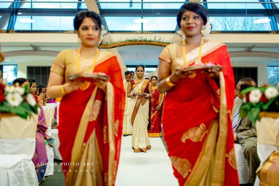 bharkavy and edwin the wedding ceremony