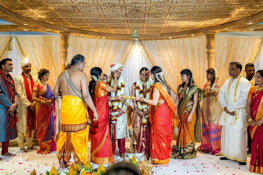 tradition tamil wedding of bharkavy and edwin