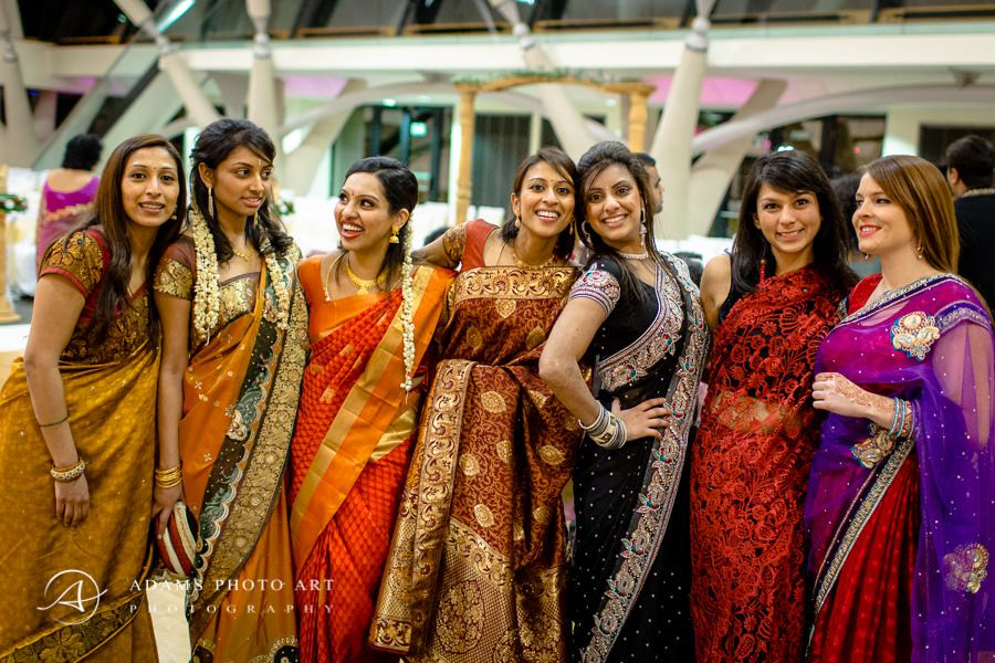 bharkavy and edwin wedding in the sattavis patidar centre