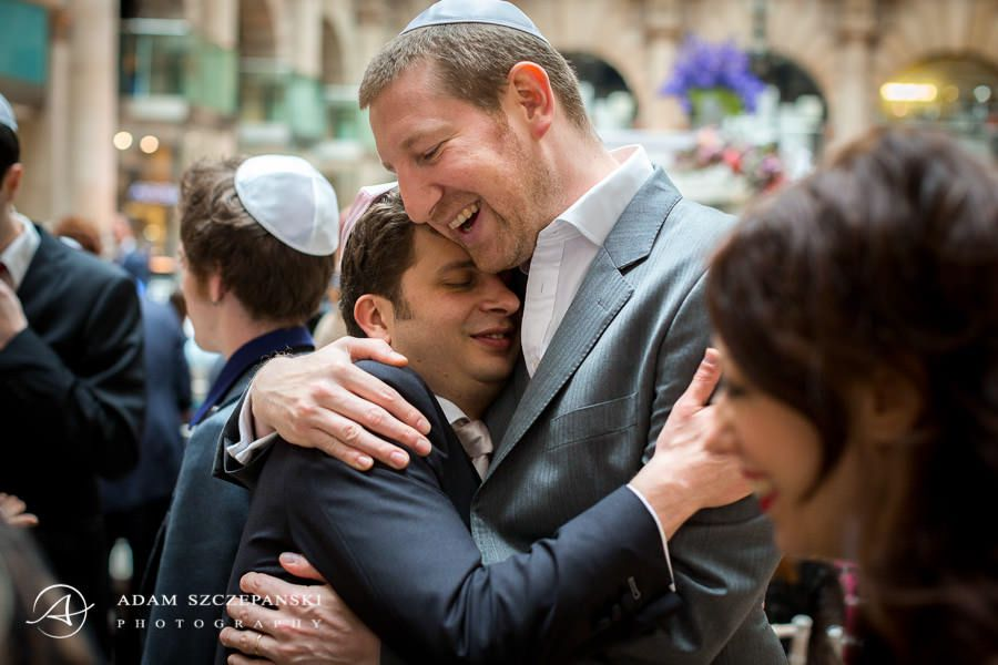 the royal exchange wedding of kathryn and romuald in london