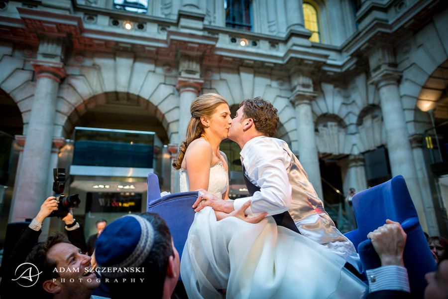 married couple in london