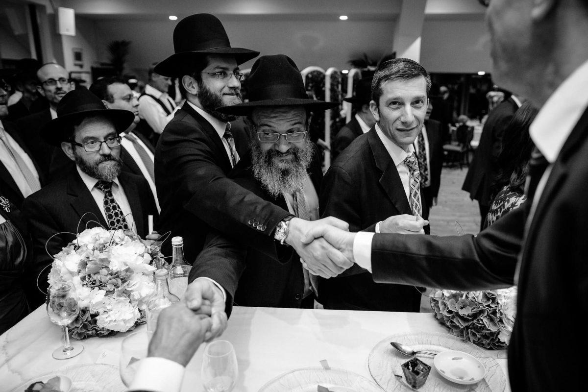 orthodox jewish on the wedding