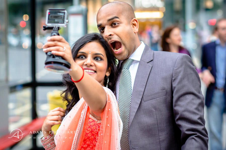 veena and kris the engagement photography london
