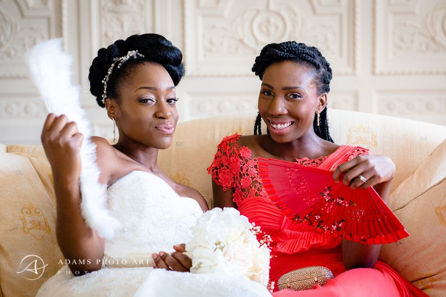 Addington Palace Wedding Photographer | Chinelo + Okey 20
