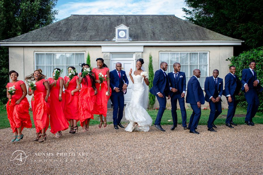 Addington Palace Wedding Photographer | Chinelo + Okey 2