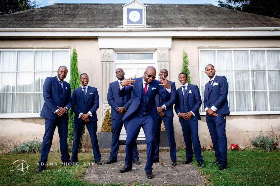 Addington Palace Wedding Photographer | Chinelo + Okey 3